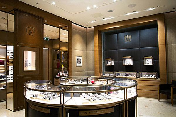 Cartier, Heathrow, Terminal 4