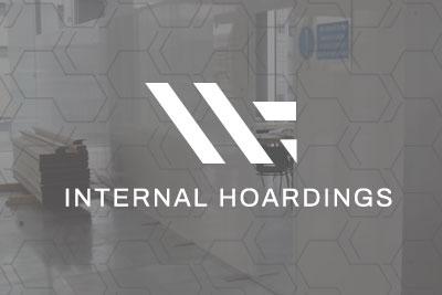 Internal Hoardings