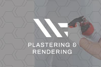 Plastering & Rendering